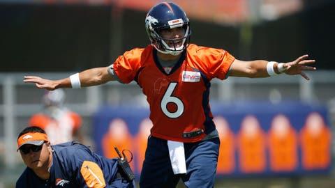 Denver Broncos -- Quarterback