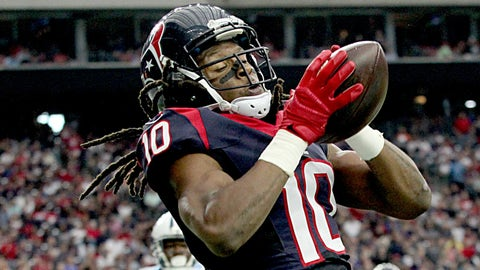 WR DeAndre Hopkins, Houston Texans
