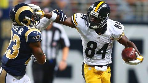 Pittsburgh Steelers: Antonio Brown, WR