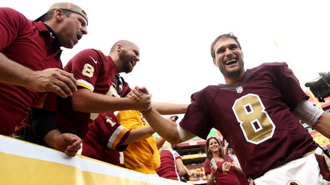 Monday night: Steelers at Redskins: