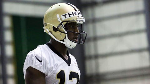 New Orleans Saints: No. 2 receiver