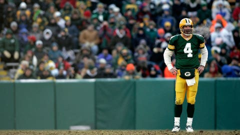 Brett Favre and the Packers