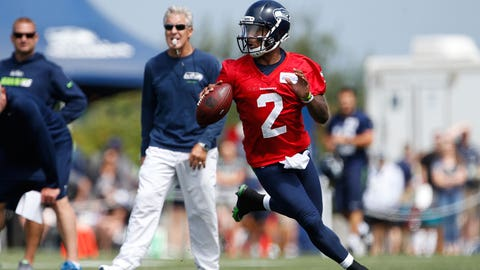 Seattle Seahawks: Trevone Boykin, Jake Heaps