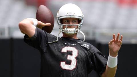 QB Carson Palmer, Arizona Cardinals
