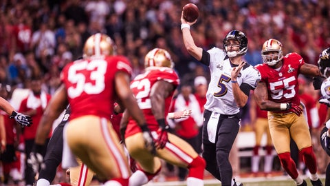 Baltimore Ravens: Super Bowl XLVII vs. San Francisco 49ers