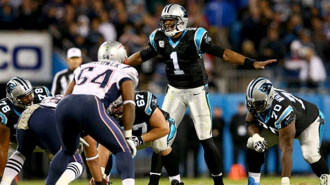 Carolina Panthers: Week 11, 2013, vs. New England Patriots