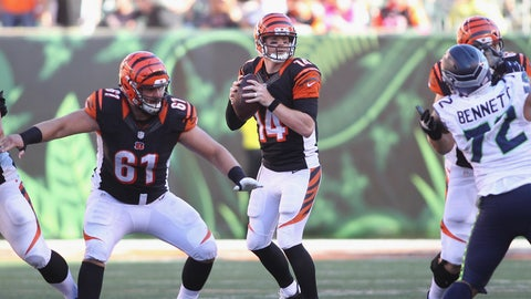 Cincinnati Bengals: Week 5, 2015, vs. Seattle Seahawks
