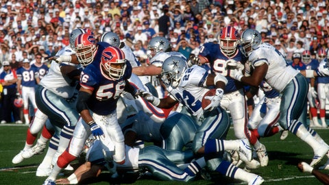 Dallas Cowboys: Super Bowl XXVII vs. Buffalo Bills