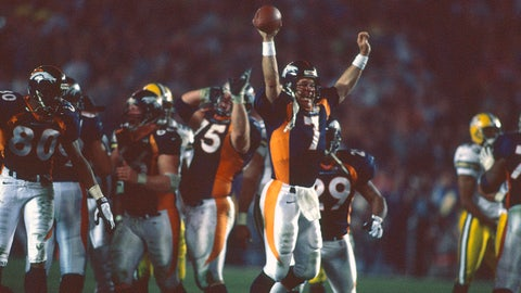 Denver Broncos: Super Bowl XXXII vs. Green Bay Packers