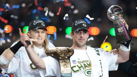 Green Bay Packers: Super Bowl XLV vs. Pittsburgh Steelers