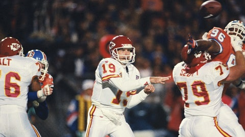 Kansas City Chiefs: Week 7, 1994, vs. Denver Broncos