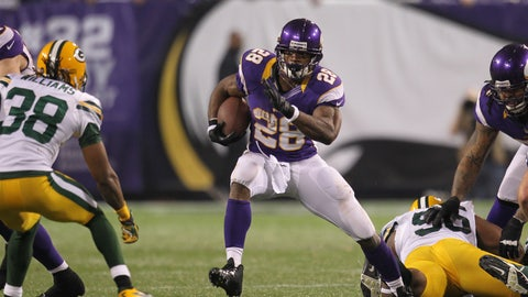 Minnesota Vikings: Week 17, 2012, vs. Green Bay Packers