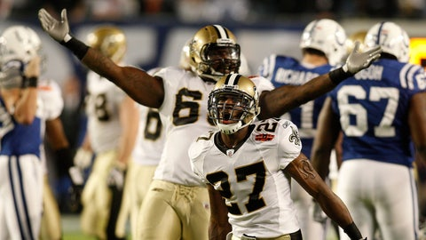 New Orleans Saints: Super Bowl XLIV vs. Indianapolis Colts