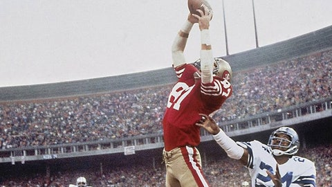 San Francisco 49ers: 1981 NFC Championship vs. Dallas Cowboys