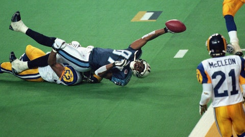 St. Louis/L.A. Rams: Super Bowl XXXIV vs. Tennessee Titans