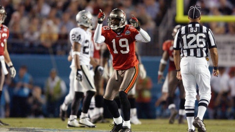 Tampa Bay Buccaneers: Super Bowl XXXVII vs. Oakland Raiders