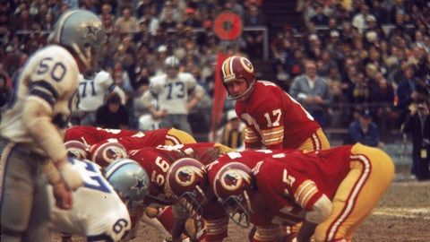 Washington Redskins: 1982 NFC Championship vs. Dallas Cowboys