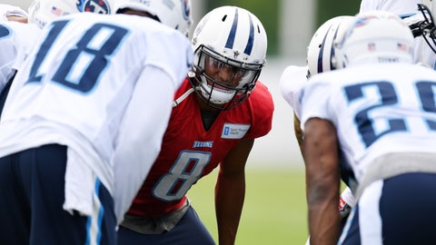 Titans at Raiders: Aug. 27