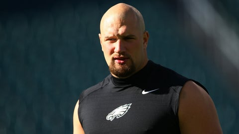 RT: Lane Johnson, 86 overall