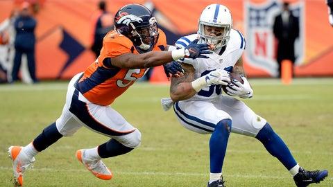 Todd Davis - LB - Denver Broncos