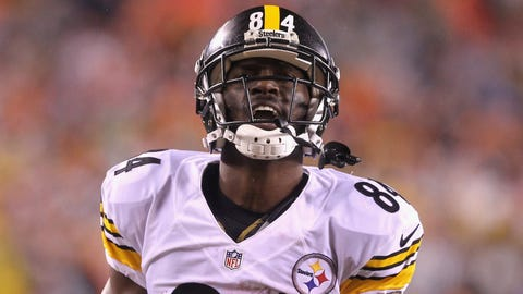 Antonio Brown wants his teammates to step up