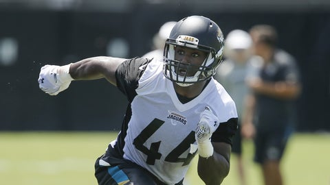 Jacksonville Jaguars: 8-8