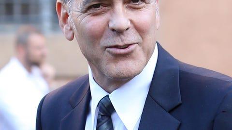 Cincinnati Bengals: George Clooney