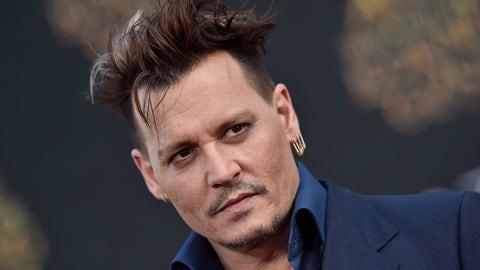 Miami Dolphins: Johnny Depp