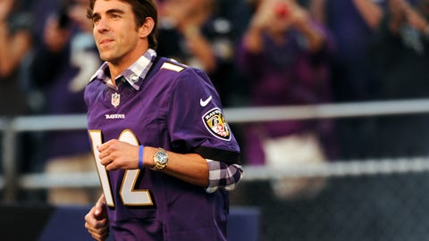 Baltimore Ravens: Michael Phelps