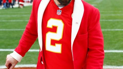 Kansas City Chiefs: Paul Rudd
