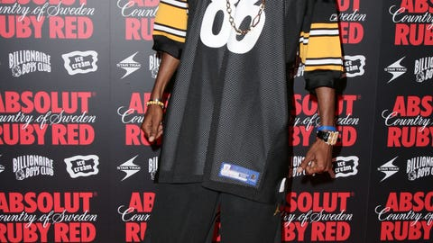 Pittsburgh Steelers: Snoop Dogg