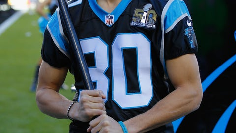 Carolina Panthers: Steph Curry