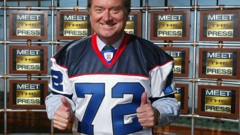 Buffalo Bills: Tim Russert