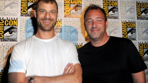 Colorado: Trey Parker and Matt Stone (co-creators of South Park)