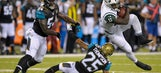 Bortles, Jags start fast; backups lead Jets to 17-13 win
