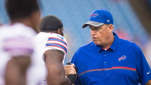 Rex Ryan, Buffalo Bills
