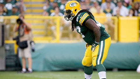 RB Eddie Lacy, Green Bay Packers