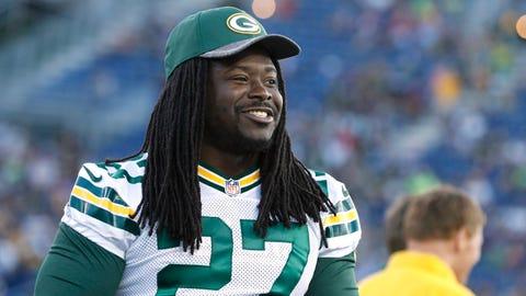 Eddie Lacy, Green Bay Packers