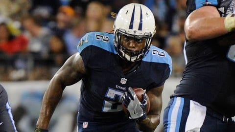 Derrick Henry, RB, Tennessee Titans