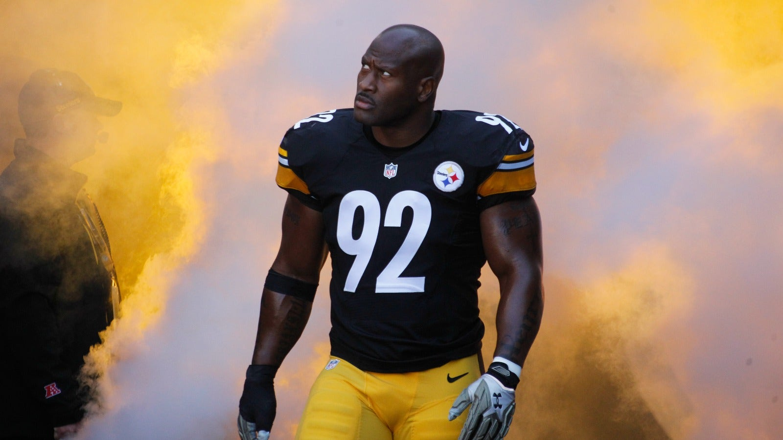 quality design b18f6 0c969 Steelers LB James Harrison reveals why he's resisting the ...