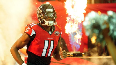 Julio Jones, WR, Atlanta Falcons