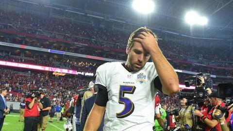 Joe Flacco, Baltimore Ravens