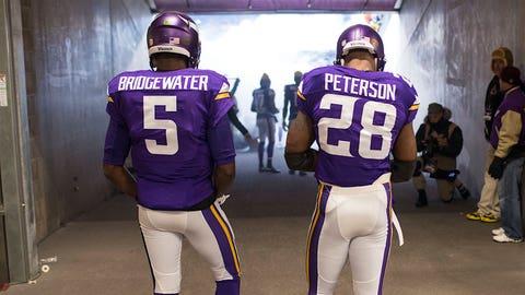 Minnesota Vikings: Will Minnesota's offense sink or swim?