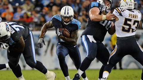 Tennessee Titans -- Derrick Henry (RB)