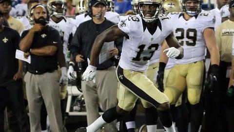 New Orleans Saints -- Michael Thomas (WR)