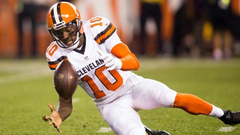 Cleveland Browns: a lack of talent everywhere