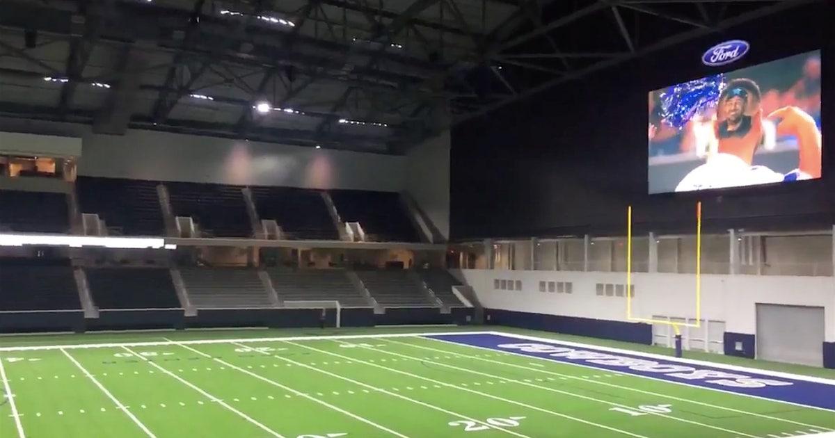 The Cowboys New Practice Facility Looks Like A Mini Nfl
