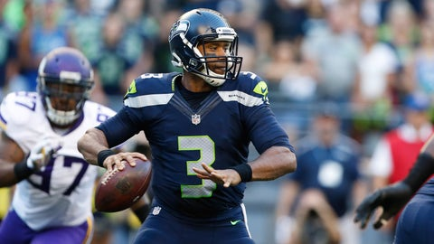 No. 46 - Russell Wilson