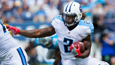 Tennessee Titans: 5-11