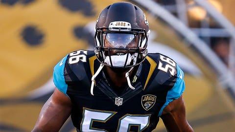 Dante Fowler Jr., DE, Jaguars